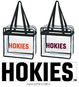 Hookies Clear Game Bag