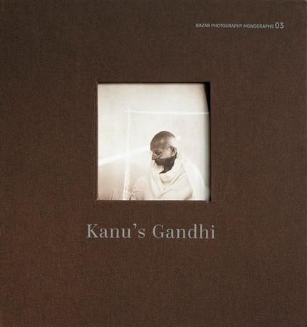 KANU'S GANDHI – Nazar Photography Monographs 03 Photographs: Kanu Gandhi | Text: Prashant Panjiar | 150 pages, 92 plates.