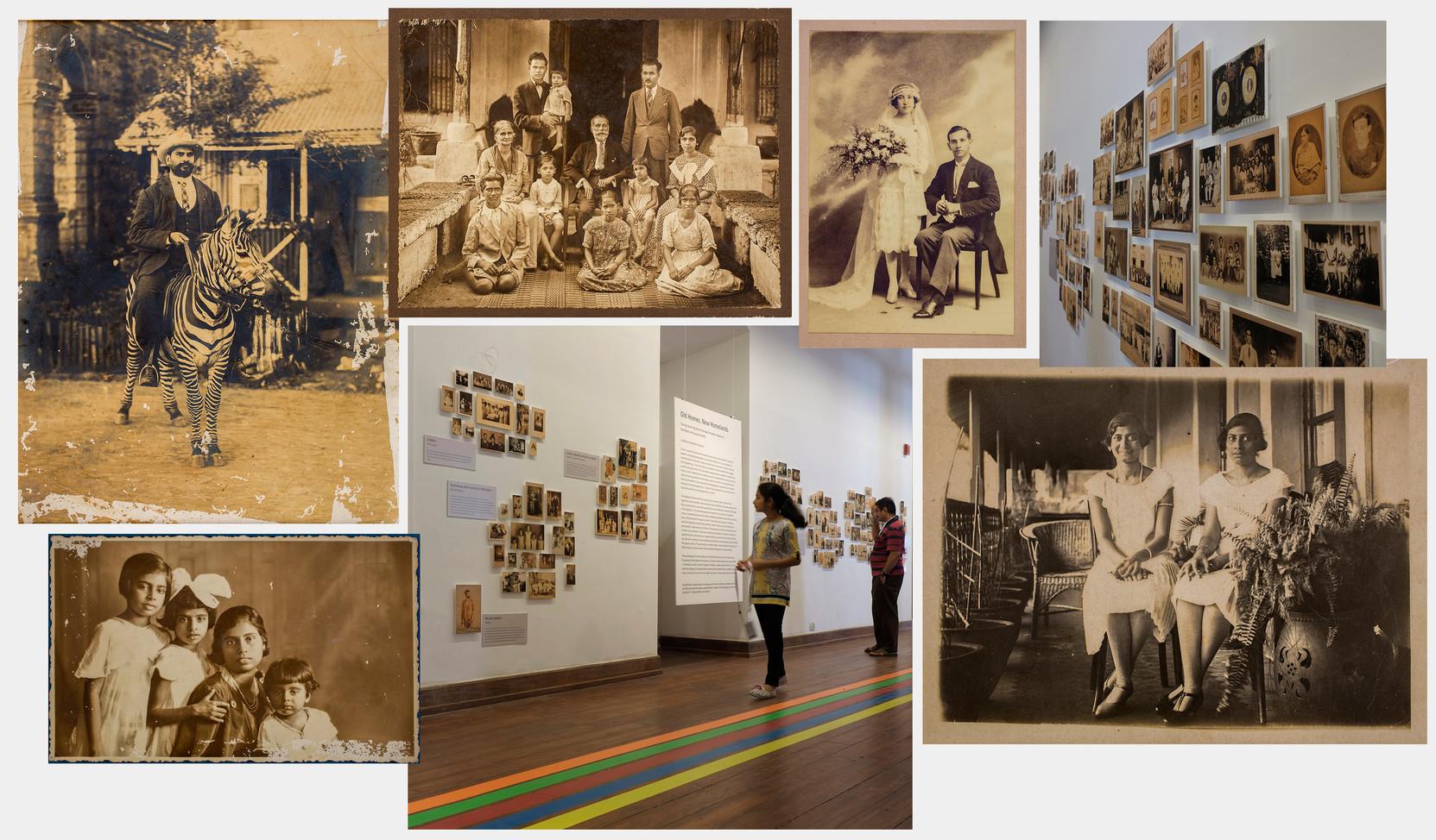 OLD HOMES NEW HOMELANDS Tracing Goan migration throughthe photos of the Ribeiro family album.