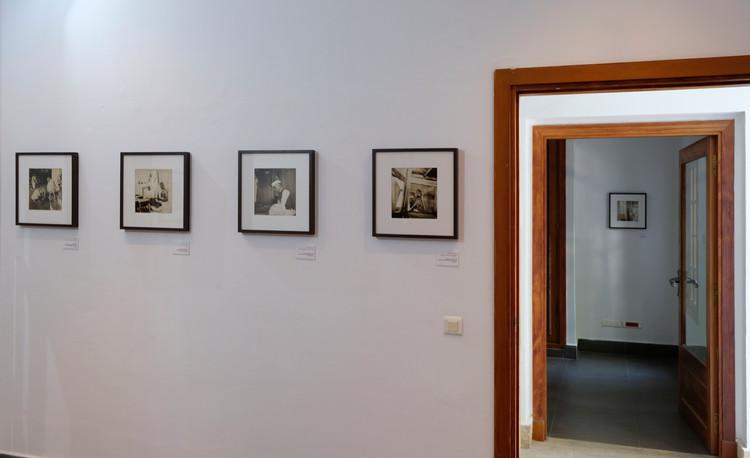 Installation view at Villa des Artes, Rabat, Morocco. 2018.