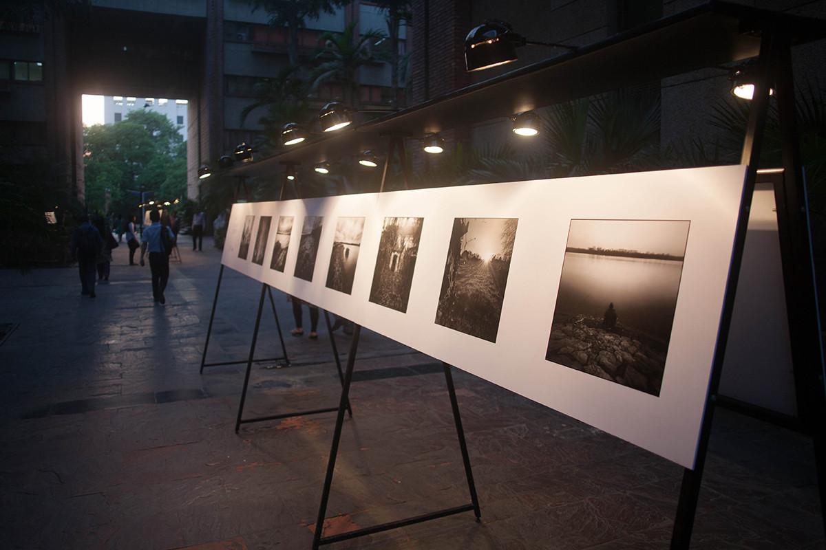 Installation view DPF 2013