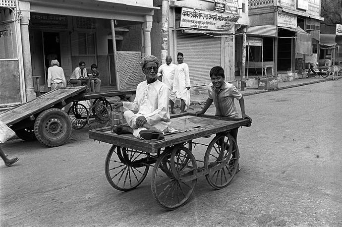 Beawar, Rajasthan. 1986.