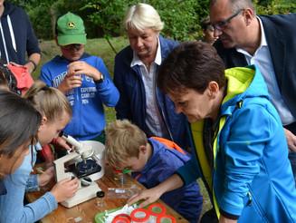 Über 1.500 Naturforscher in Sachsen-Anhalt dabei!