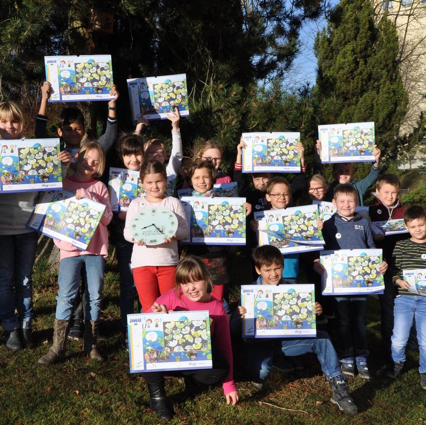 Grundschule Drebach | Kl.3