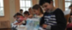 Natur zum Anfassen I Kalenderwettbewerb I Umweltbildungsprojekt