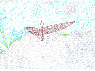 Über 600 Kinder bringen Wassertiere und Teichlandschaften zu Papier