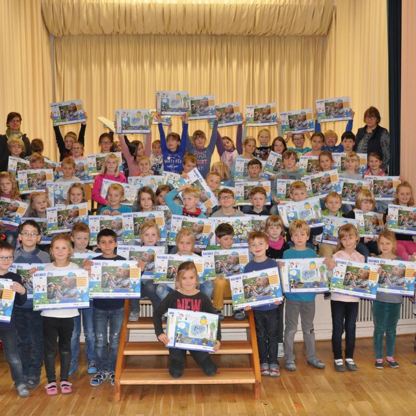 Grunschule JENAPLAN   Teilnehmer