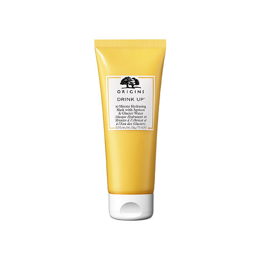 Drink Up™ 10 Minute Hydrating Mask with Apricot & Swiss Glacier Water 75ml