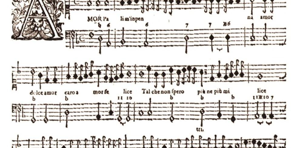 Van renaissance naar barok: Prima en Seconda Pratica