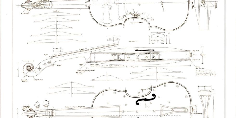 De barokviool: bouw, ontwikkeling en repertoire