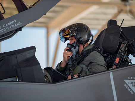 Red Flag 21-3 has begun at Nellis Air Force Base and will run through Aug. 6.