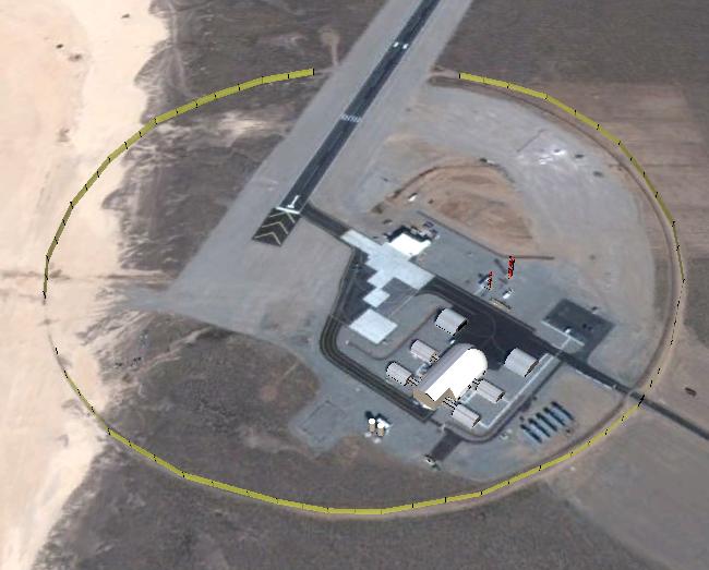 Lockheed Martin AOR (Aerial Operations Facility)