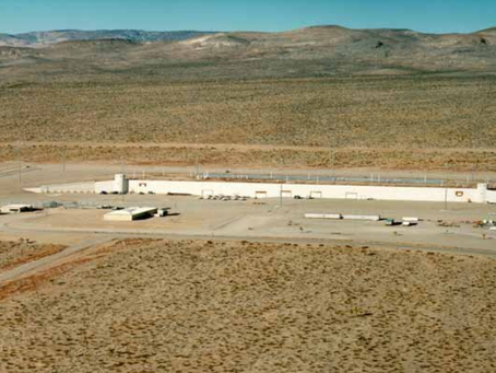 Visit on nttr (Nevada Test and Training Range)