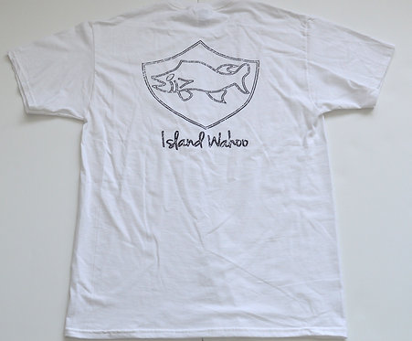 Faded T-Shirt- WHITE