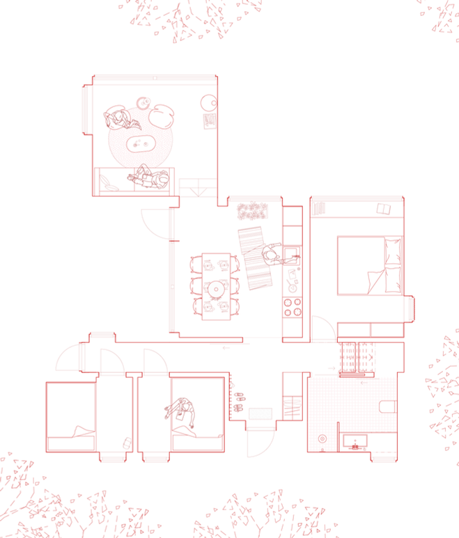 191204_HytteTuddal_Plan 1. Etasje-01.png