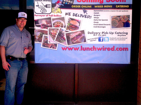 A Brief History of Lunch Wired