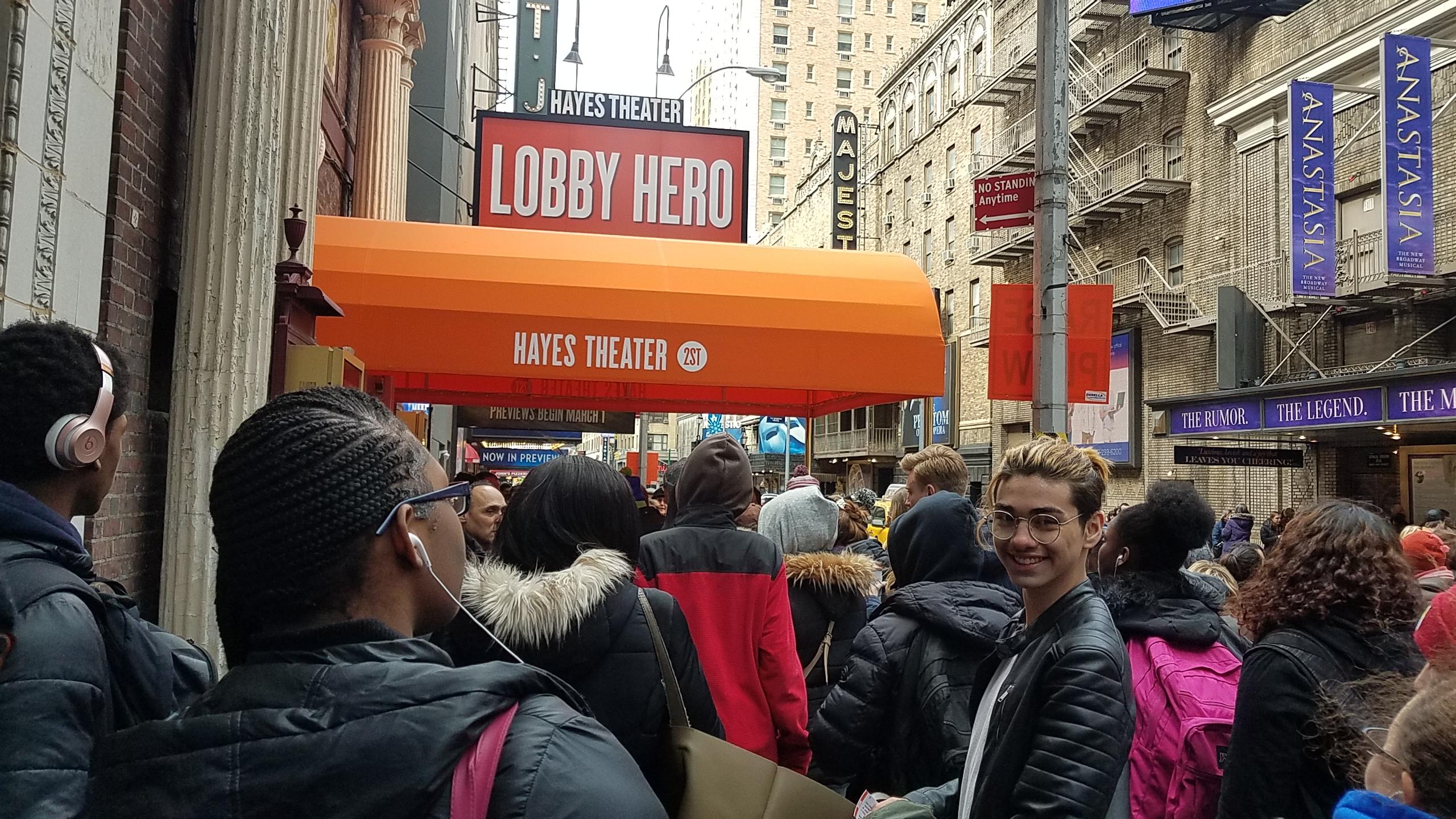 @ Lobby Hero
