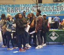 Seniors @ Baruch College