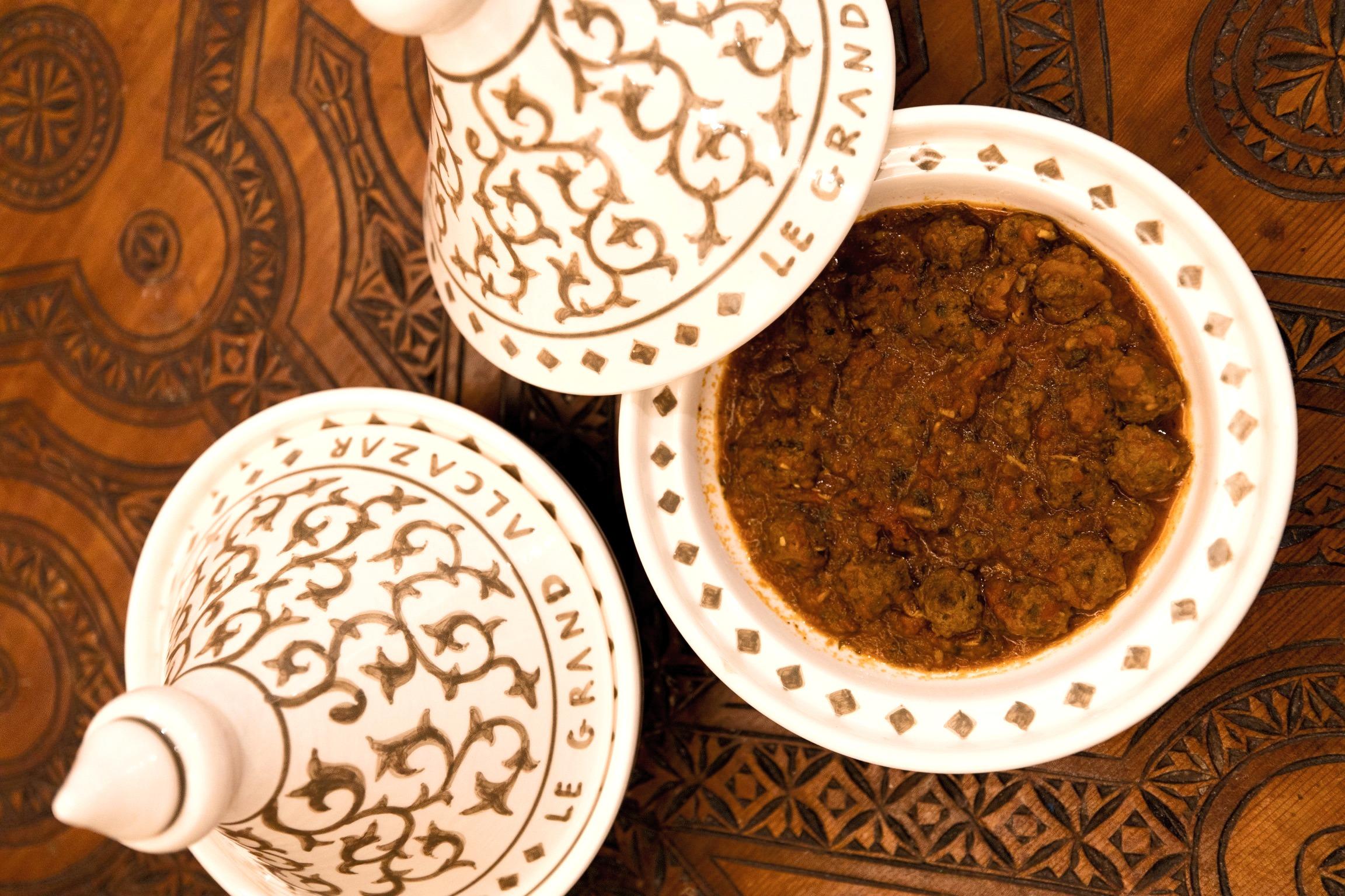 Polpette in Salsa di Pomodoro Marocchina