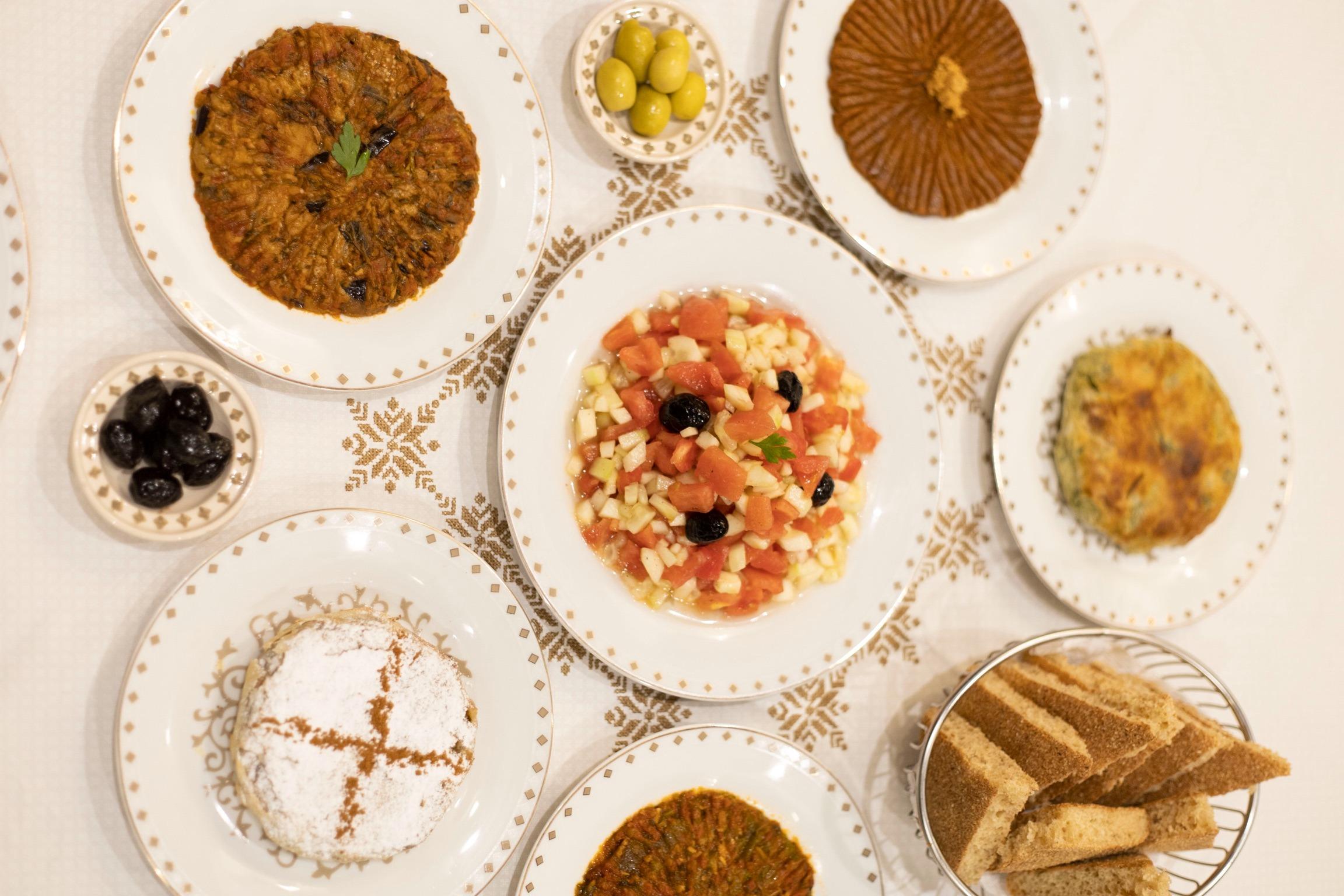 Festival delle Insalate Marocchine