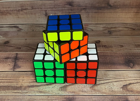 Rubics Cube Style Toy