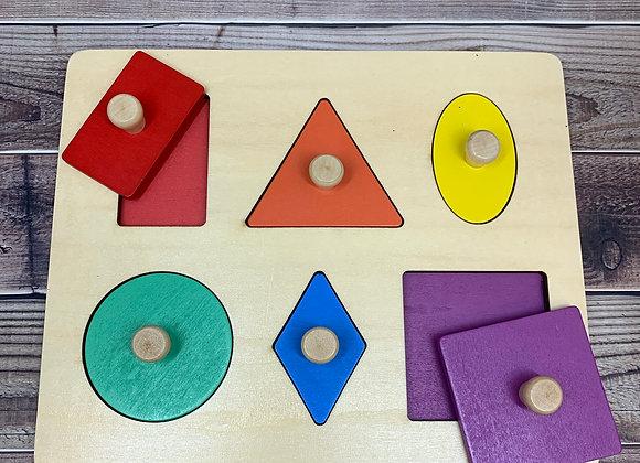 Developmental Shape Puzzle