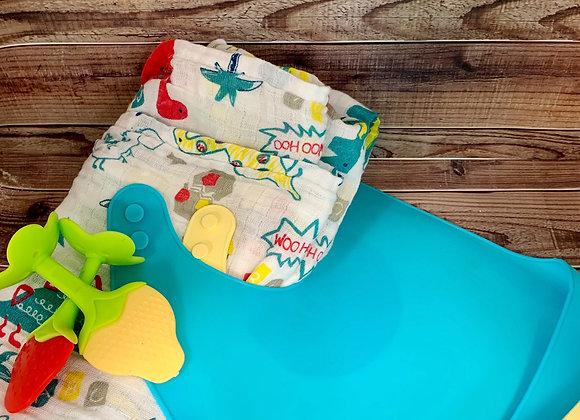 Swaddle baby gift set