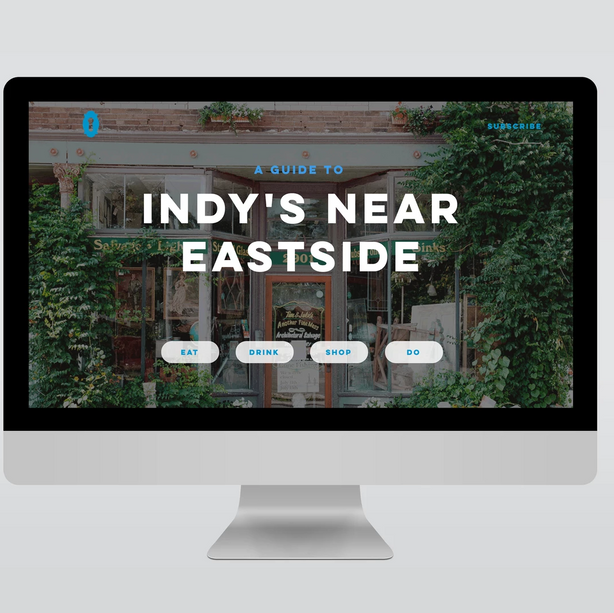 NEAR Indy Website
