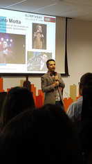 Humorista no evento da empresa Dupont - Palestrante comediante da olimpiada wellness