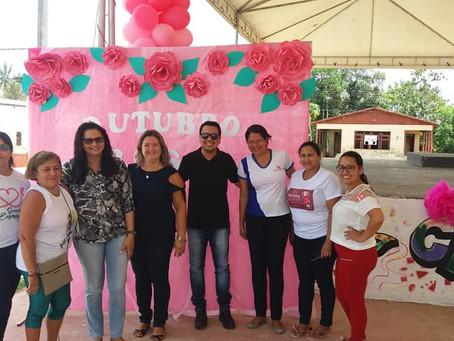 Prefeitura de Xapuri adere campanha Outubro Rosa