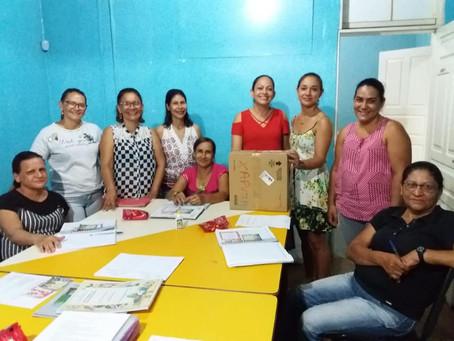 Secretária Fernanda Abreu fala sobre as ações de educação em Xapuri