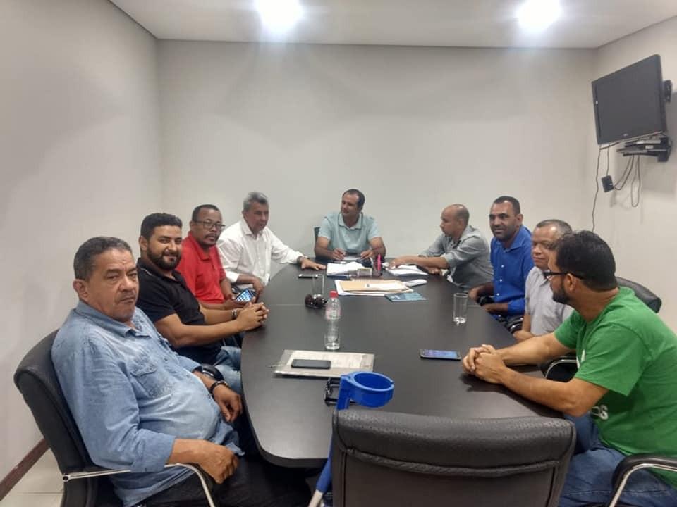 Prefeito Bira e Vereadores no DEPASA/AC