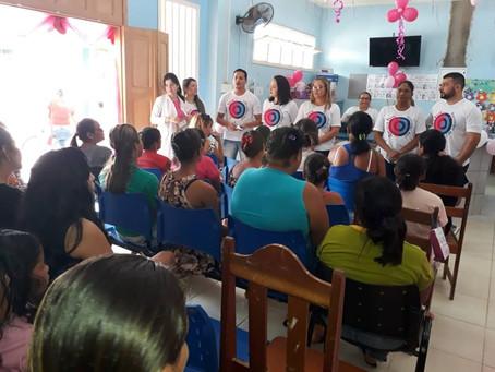 Neste Outubro Rosa, Prefeitura promove ações especiais de prevenção ao câncer de mama