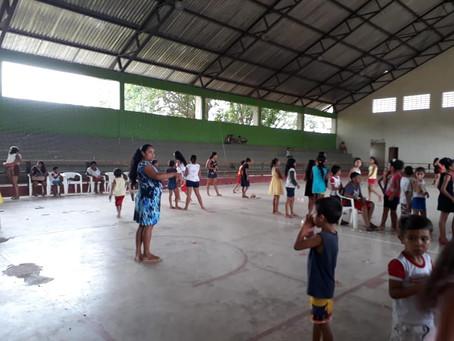 Prefeitura proporciona diversão às crianças e fortalece vínculos