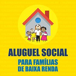 Aluguel Social para famílias de baixa renda