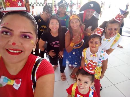 Escola da Rede Municipal de Ensino realiza festejo em comemoração ao Dia das Crianças