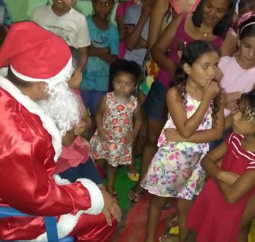 Campanha Natal Feliz inicia nos bairros de Xapuri