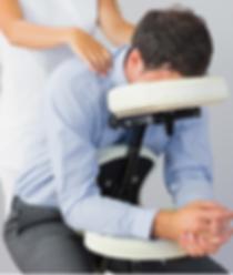 chair massage holland MI