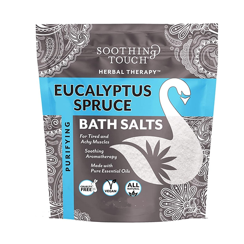 Soothing Touch - Bath Salts (Eucalyptus Spruce)