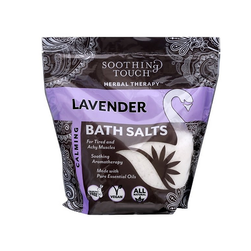 Soothing Touch - Bath Salts (Lavender)