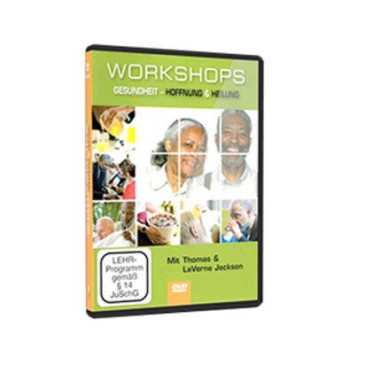 Gesundheit, Hoffnung und Heilung (Workshops)