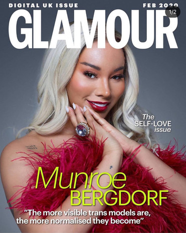 GLAMOUR DIGITAL COVER