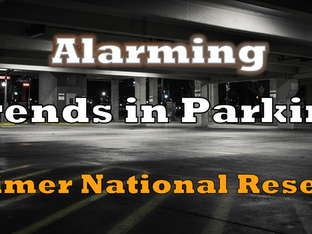Alarming Trends in Parking - Servimer National Research