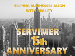 15 Years of Serving