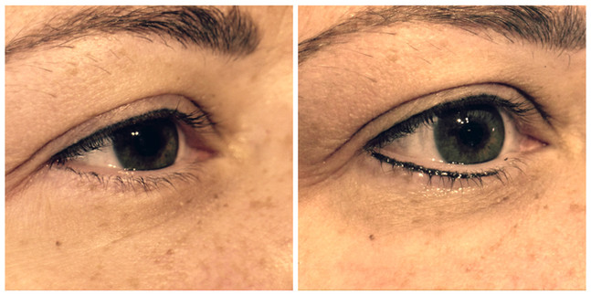 Permanent Eyeliner Top & Bottom