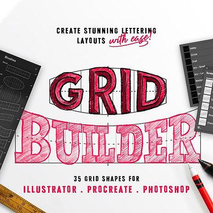 Grid Builder - Layout Composer
