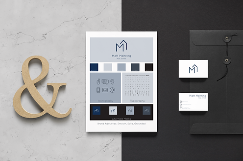 Brand Identity & Logo Design