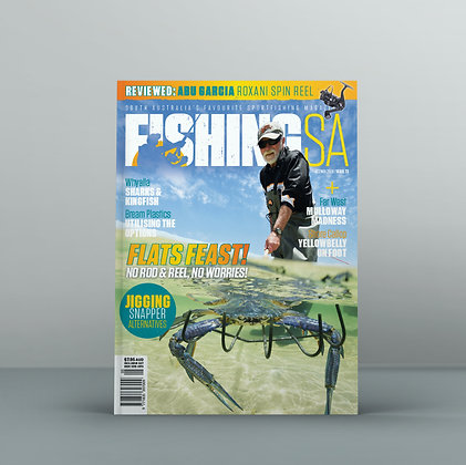 Current Issue - Fishing SA Oct/Nov 2020