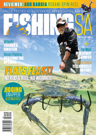 FISHING SA COVER ISSUE 73