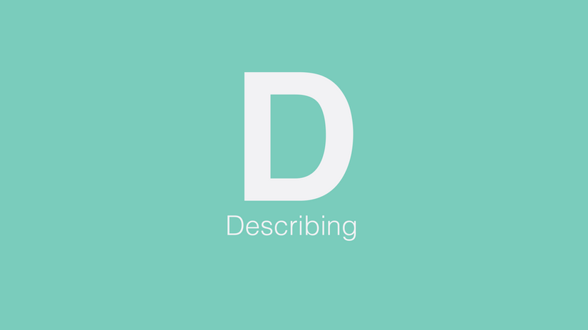 Describing